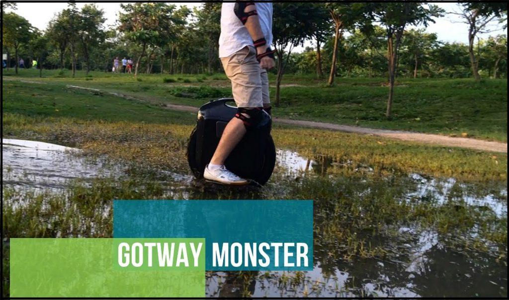 Gotway Monster
